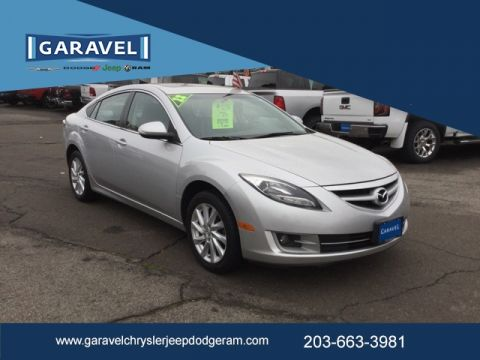 Pre-Owned 2012 Mazda6 i Grand Touring