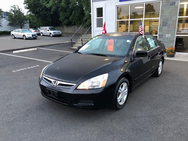 Pre Owned 2007 Honda Accord EX L