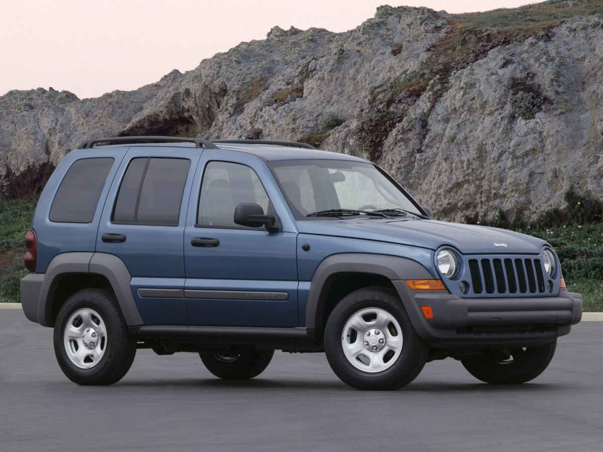 pre-owned 2005 jeep liberty sport 4d sport utility in norwalk #s18