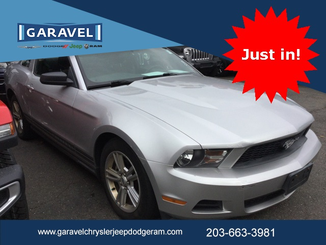Pre Owned 2010 Ford Mustang V6 2d Coupe In Norwalk J18 1277a
