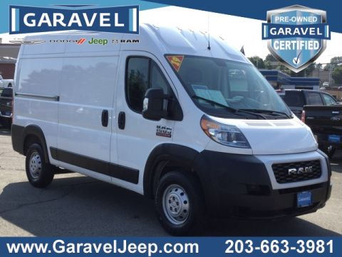 Pre-Owned 2019 Ram ProMaster 1500 Base