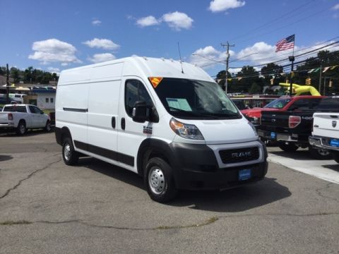 "Pre-Owned 2019 Ram ProMaster 2500 159"" WB High Roof"
